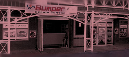 Bumper repair centre